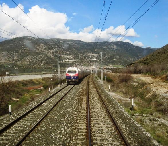 ΕΡΓΟΣΕ: Το πρώτο δρομολόγιο μετά από 8 χρόνια στη γραμμή Κιάτο - Αίγιο