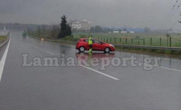 Ηλικιωμένος οδηγούσε ανάποδα για 13 χιλιόμετρα στην Αθηνών - Λαμίας