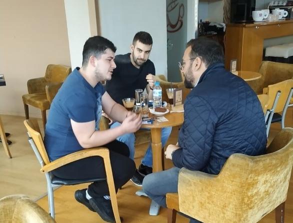 """Νεκτάριος Φαρμάκης: """"«Μαραθώνιος» μέσα στην κοινωνία""""! (φωτο)"""