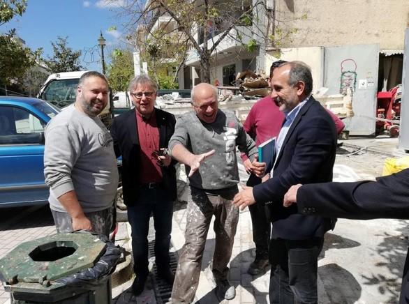 """Απόστολος Κατσιφάρας: """"Χρέος μας ν' ακούμε τις τοπικές κοινωνίες και ν' απαντάμε στις ανάγκες τους"""""""
