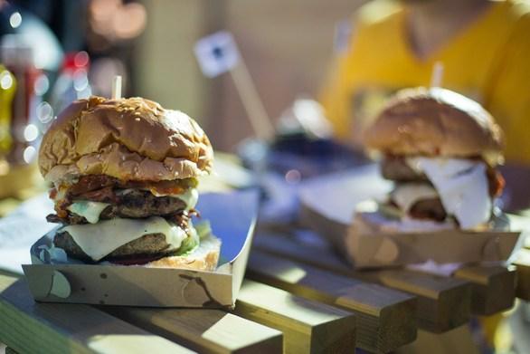Burger Fest στην ΔΕΘ