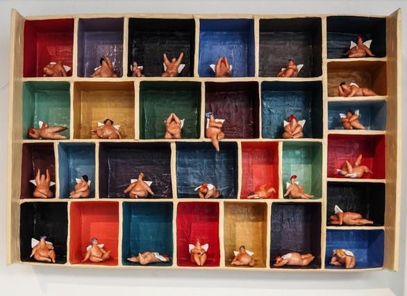 11η Εαρινή Παμπατραϊκή Έκθεση Τέχνης στην Αγορά Αργύρη