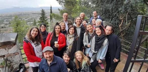 Με επιτυχία οι εκδηλώσειςαδελφοποίησης του ΔΙΕΚ Πάτρας με το ΔΙΕΚ Θέρμης (φωτο)