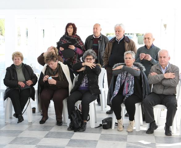 Πάτρα: Mία διαφορετική εμπειρία τέχνης για τους ηλικιωμένους (φωτο)