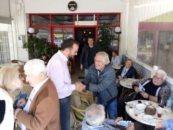 Φαρμάκης: «Τα νέα… εργοστάσια της Δυτ. Ελλάδας θα είναι οι συμπράξεις παραγωγών και επαγγελματιών»