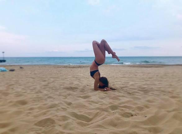 Ελισάβετ Βασιλείου - Το κορίτσι που κάνει τον συγχρονισμό και την αρμονία υπόθεση πισίνας (pics)
