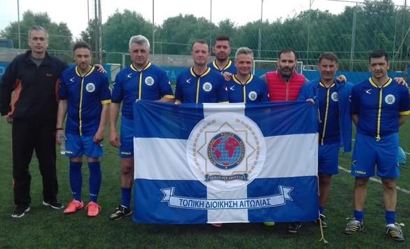 Με επιτυχία διεξήχθη το 1ο Τουρνουά Αλληλεγγύης IPA/Τ.Δ. Αχαΐας (φωτο)