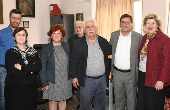 Ο Κώστας Πελετίδης επισκέφθηκε ιδρύματα της Πάτρας για ευχές