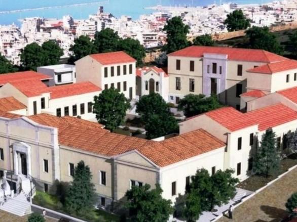 Ένα κτίριο σύμβολο της Πάτρας παίρνει ζωή και συνδέει το παρελθόν με το μέλλον της!