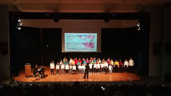 Πάτρα: Tραγουδώντας για τη «Φλόγα» - Με μεγάλη επιτυχία η τρίτη συναυλία Αγάπης (φωτο)