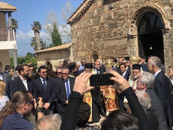 """Ν. Φαρμάκης: """"Η Δυτική Ελλάδα, τόπος γεμάτος παραδόσεις, πολιτισμό και ιστορία"""" (φωτο)"""