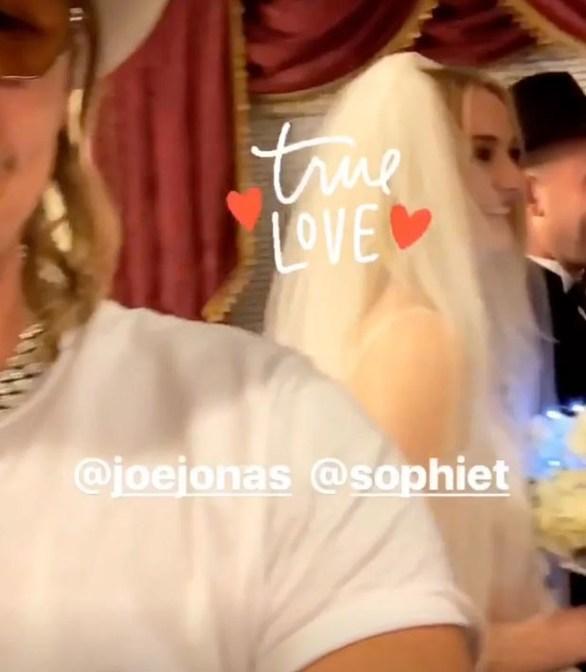 Μυστικός γάμος για την Sophie Turner (φωτο+video)
