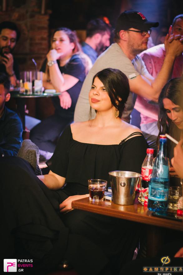 Saturday night at Φάμπρικα by Mods 04-05-19