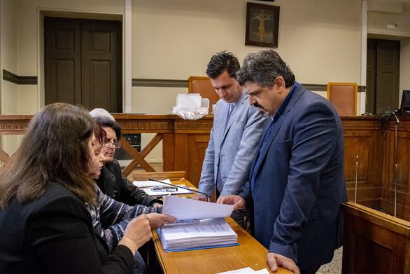 """Πέτρος Ψωμάς: """"Ζητάμε από τους Πατρινούς εντολή να τους εκπροσωπήσουμε στο Δήμο"""" (φωτο)"""