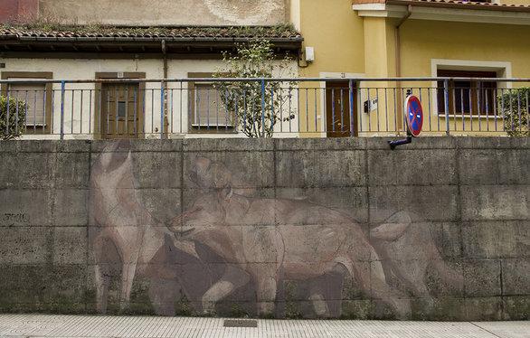 Το Διεθνές Street Art Φεστιβάλ Πάτρας συνεχίζει με δύο ακόμα τοιχογραφίες!