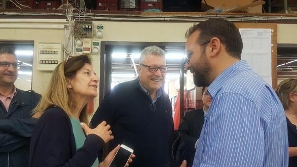 """Νεκτάριος Φαρμάκης: """"Πρώτη μας προτεραιότητα οι επιχειρήσεις που δίνουν προστιθέμενη αξία στην αγροτική μας παραγωγή"""" (φωτο)"""