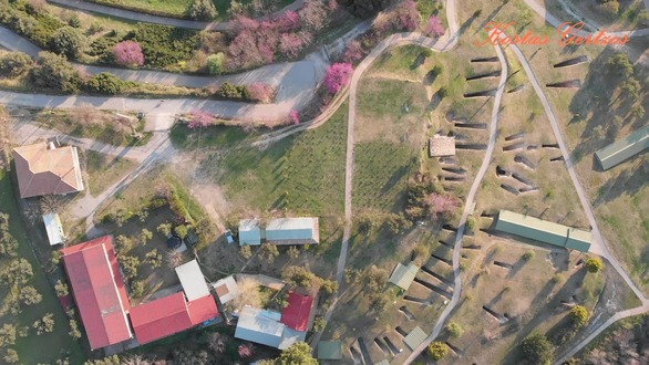 Περιήγηση... από ψηλά στο Μυκηναϊκό Πάρκο της Βούντενης (pics+video)