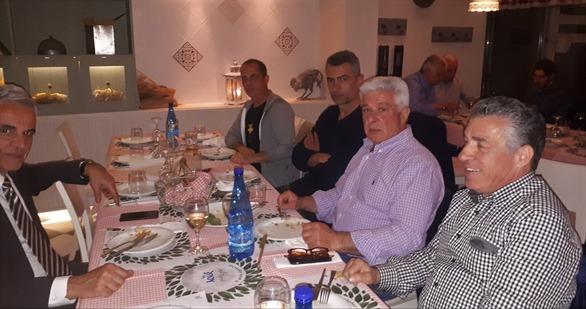 Η οικογένεια της Παναχαϊκής αποχαιρέτησε τη σεζόν με δείπνο (pics)