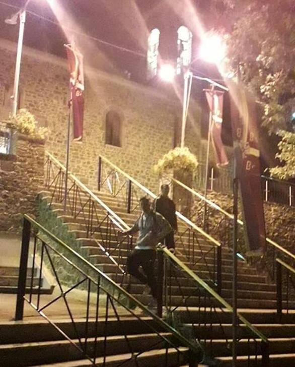 Πατρινοί ταξίδευαν όλη νύχτα για να ανέβουν στον Άγιο Νικόλα στα Σπάτα!