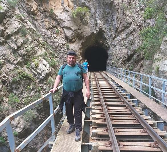 Έγινε και φέτος το πέρασμα του Βουραϊκού, μέσα από την καρδιά του βουνού (φωτο)