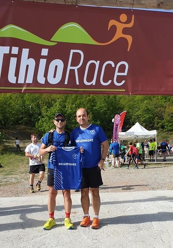 """Συγχαρητήρια ανακοίνωση του Σ.Μ.ΑΧ. Φειδιππίδη για το """"Tihio Race""""!"""