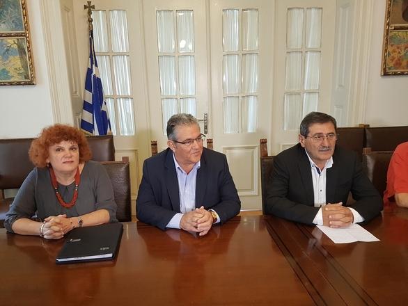 """Γρ. Αλεξόπουλος: """"Καλούμε τον κ. Πελετίδη να μας απαντήσει και αντί αυτού, μας απαντά το ΚΚΕ Αχαΐας!"""" (video)"""