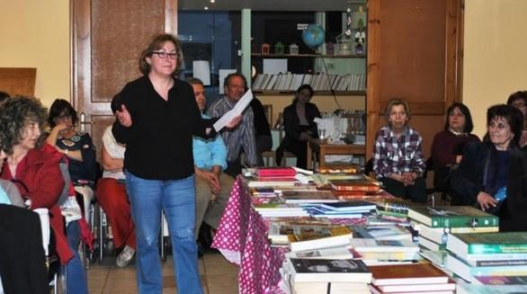 Πάτρα: Με επιτυχία διεξήχθη η ημερίδα φιλαγνωσίας στην Κίνηση Πρόταση