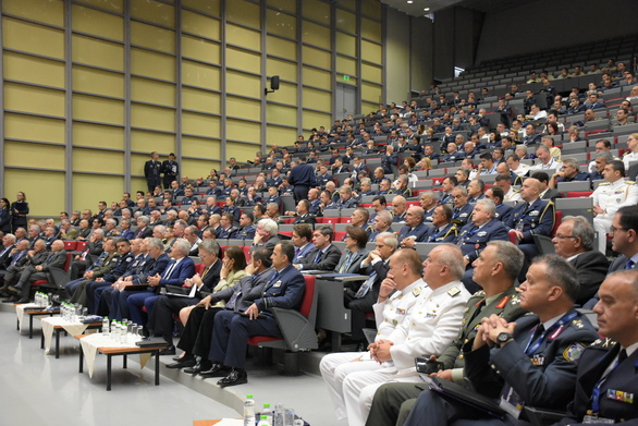 Παρουσία ΥΕΘΑ Ευάγγελου Αποστολάκη στο 7ο Συνέδριο Αεροπορικής Ισχύος (φωτο)