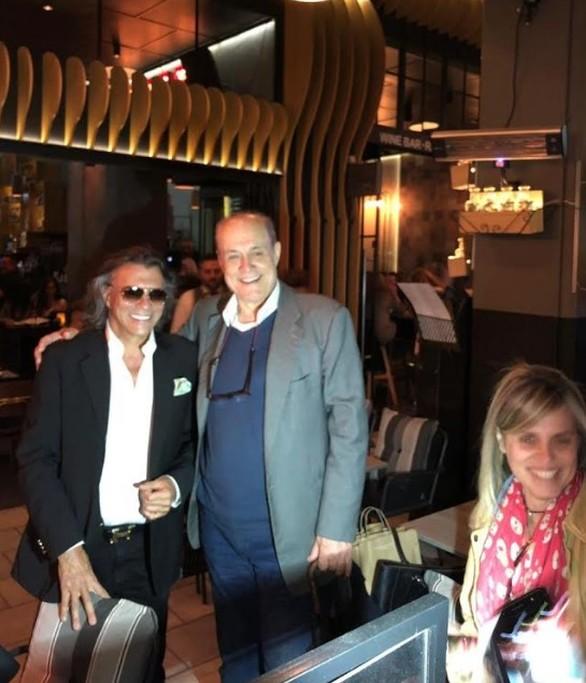 Ο Ηλίας Ψινάκης επισκέφτηκε την Πάτρα (φωτο)