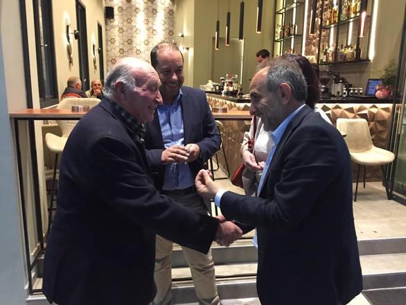 """Απόστολος Κατσιφάρας στο Αίγιο: """"Η Περιφέρεια ολοκληρώνει έργα που ήταν διεκδικήσεις δεκαετιών"""" (φωτο)"""