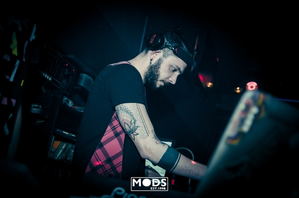 Trash Party at Mods Club 15-05-19