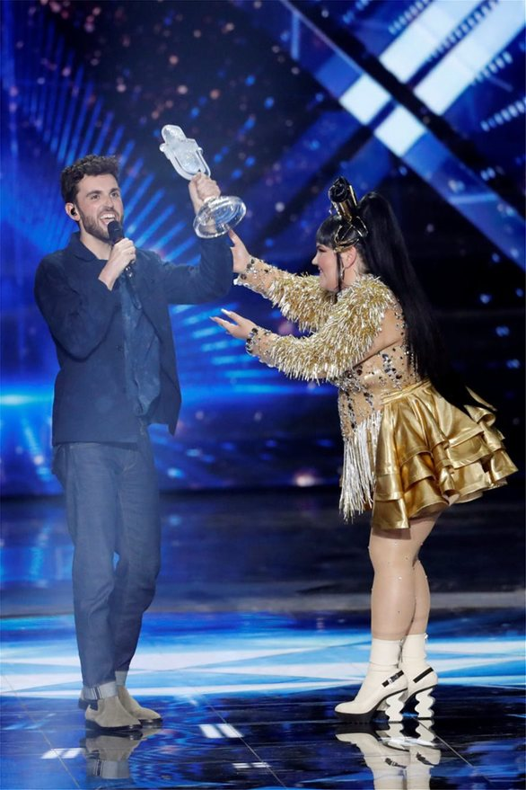 Eurovision 2019: Νικήτρια η Ολλανδία (pics+vids)