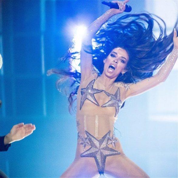 Eurovision 2019: Μάγεψε τα πλήθη η Ελένη Φουρέιρα (pics+video)