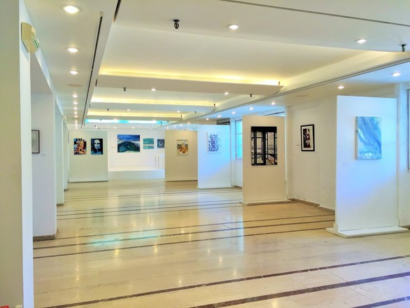 "Έκθεση ""Winds of Art"" at ""Venus Gallery"""