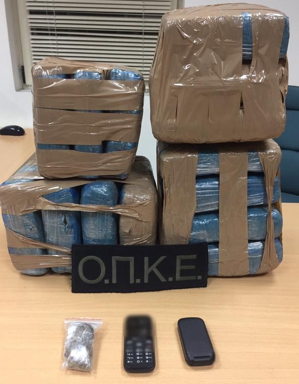 Συνελήφθη 30χρονος για μεταφορά και κατοχή ναρκωτικών στην Ηλεία