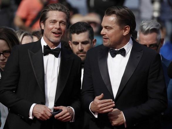 Leonardo DiCaprio και Brad Pitt έκλεψαν την παράσταση στο κόκκινο χαλί! (φωτο)