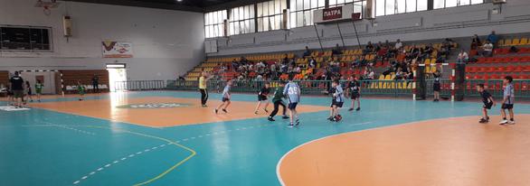 Πραγματοποιήθηκε η τελευταία ημέρα μίνι χάντμπολ ΤΕΧ Πελοποννήσου (φωτο)