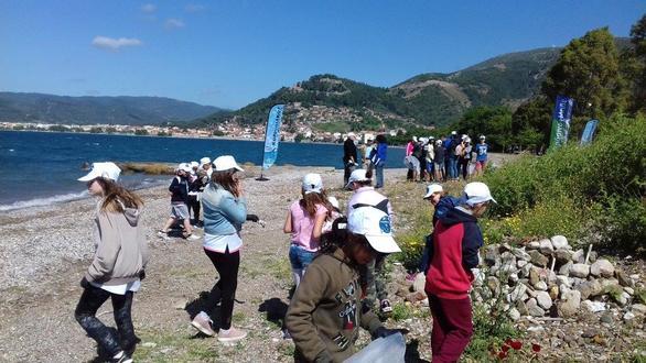 Με επιτυχία η 2η δράση καταγραφής απορριμμάτων στη Ναύπακτο (φωτο)
