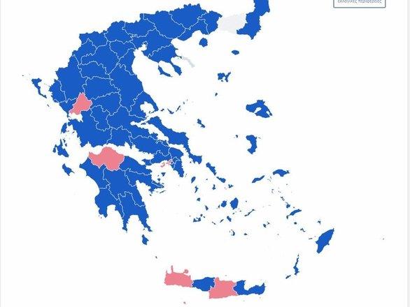 Ευρωεκλογές 2019 - Διατηρεί την πρωτιά του ο ΣΥΡΙΖΑ στην Αχαΐα με ποσοστό 31,33%