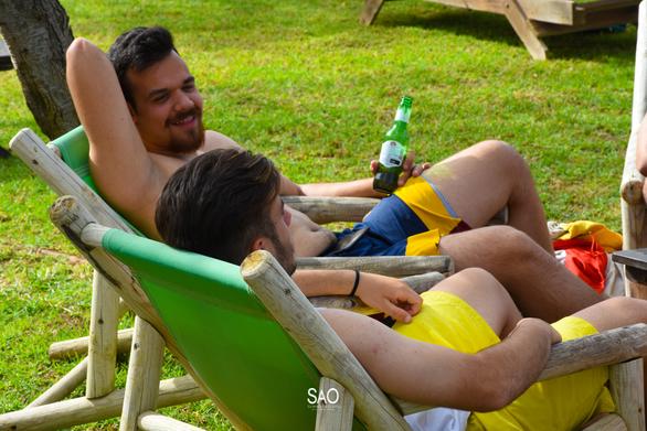Mainstream Sundays at Sao Beach Bar 26-05-19