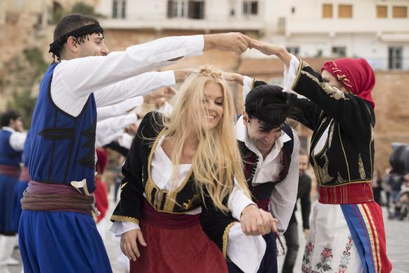 """Η παράσταση """"Η Νεράιδα και το Παλικάρι"""" έρχεται στην Πάτρα!"""