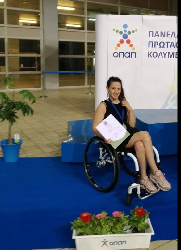 H 29χρονη πρωταθλήτρια από το Αγρίνιο που η ιστορία της εμπνέει (pics)