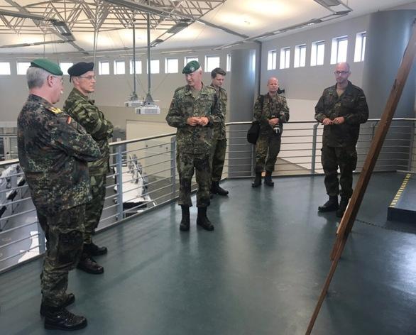 Επίσημη επίσκεψη του Αρχηγού ΓΕΣ στη Γερμανία (pics)