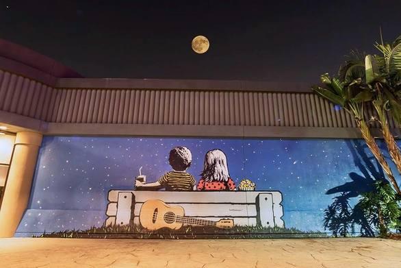 Ξεκινάει η 6η τοιχογραφία του Διεθνούς Street Art Festival Patras! (φωτο)