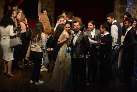 """Πάτρα: Με μεγάλη επιτυχία ολοκληρώθηκαν οι παραστάσεις του θεατρικού έργου """"Η βεντάλια της λαίδης Γουίντερμιρ"""" (pics)"""