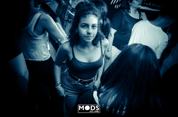 Trash Party at Mods Club 29-05-19