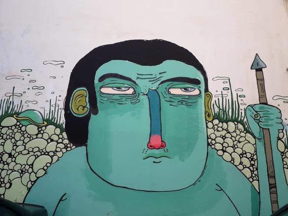 Γκράφιτι μεταμορφώνουν την Πάτρα σε έκθεση ζωγραφικής! (φωτο)