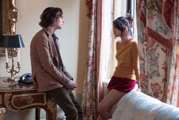 A Rainy Day in New York - Η νέα ταινία του Γούντι Άλεν είναι μια υπέροχη ρομαντική κωμωδία! (video)