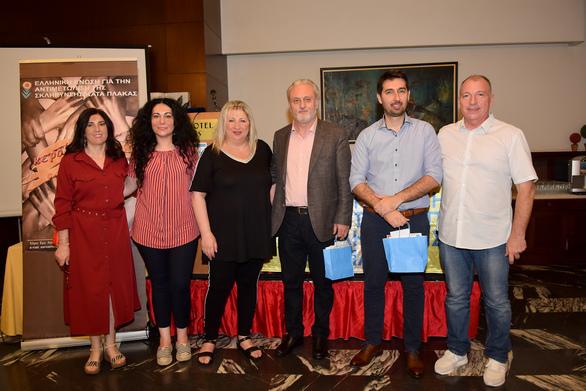 Πάτρα: Με επιτυχία διεξήχθη ενημερωτική εκδήλωση της ΕΕΑΣΚΠ (φωτο)