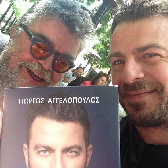 Σταμάτης Κραουνάκης: «Το βιβλίο του Ντάνου το ρούφηξα μέσα σε ένα βράδυ»